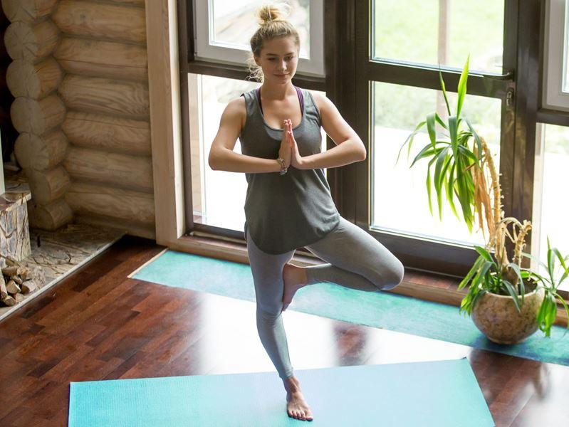 Yoga udstyr