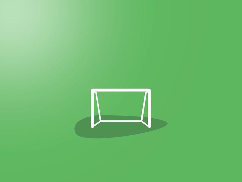 3 mands fodboldmål