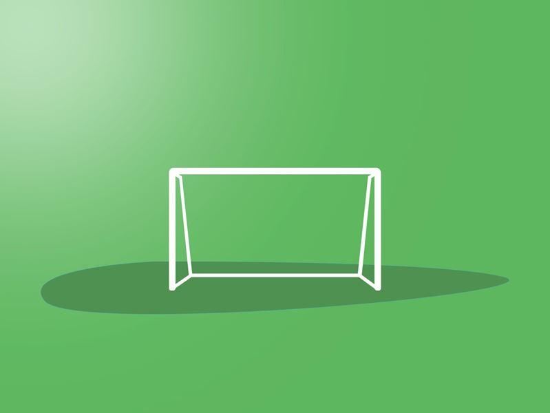 5 mands fodboldmål