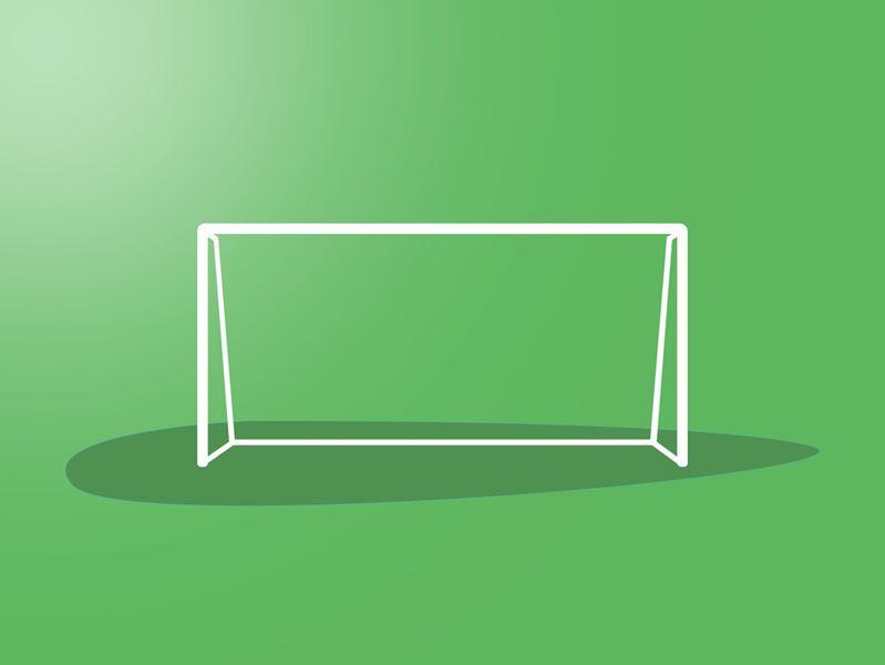7-8 mands fodboldmål